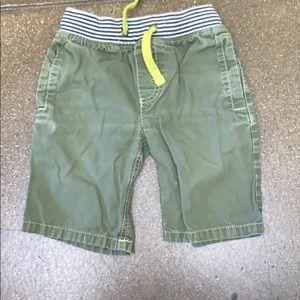 Mini Boden 5 year old  kids shorts